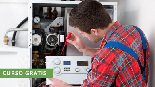 Curso gratis Montaje, puesta en servicio, mantenimiento, inspección y revisión de instalaciones receptoras y aparatos de gas