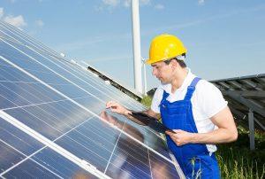Montaje y mantenimiento de instalaciones solares fotovoltáicas
