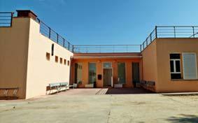 Fachada Pavoni Centro de Formación en Ugena Toledo